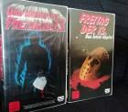 Freitag der 13 Teil 3 und 4 CIC Verschweisst VHS Tapes