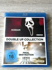 FINAL DESTINATION & SREAM DOUBLE COLLECTION BLURAY UNCUT