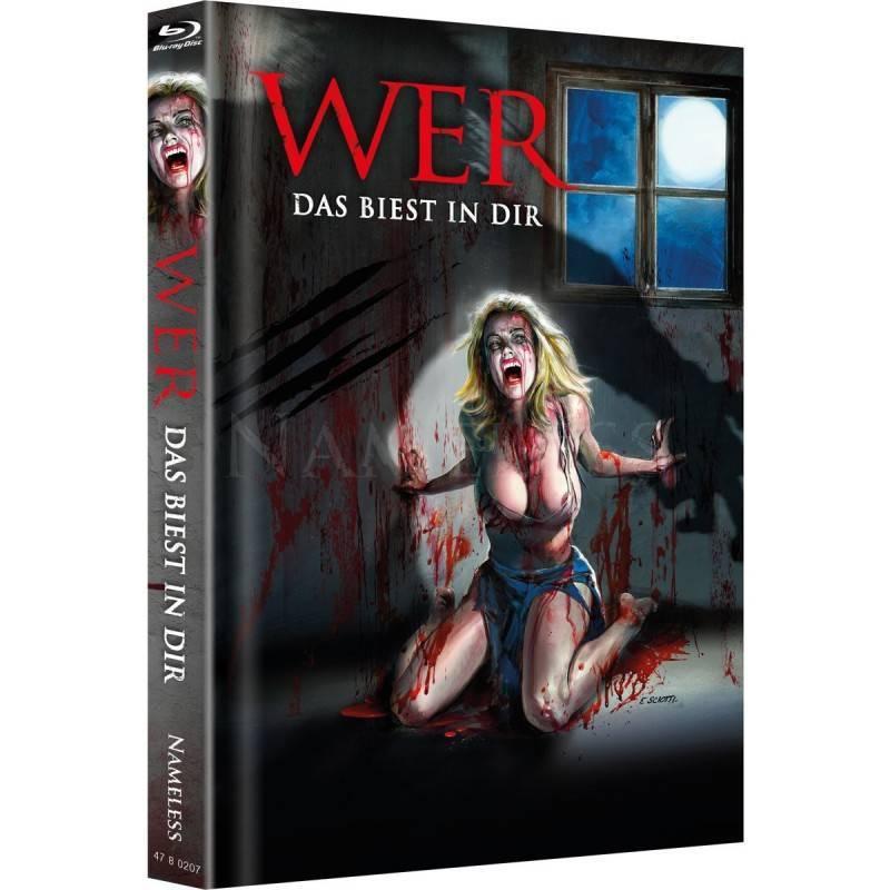 Wer - Das Biest in dir UNCUT BR/DVD MEDIABOOK 333 lim ovp