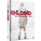 Evil Dead MEDIABOOK 2Blu Ray EXTENDED CUT+5Min.WOH Ed.  ovp
