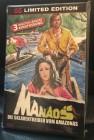 Manaos - Dvd - Hartbox *Wie neu*