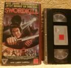 SWORDKILL VHS Uncut Selten!