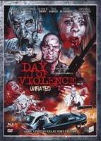 DAY OF VIOLENCE (3DVD+Blu-Ray) (4Discs) - Cover A