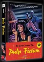 PULP FICTION (Blu-Ray+DVD) (2Discs) - Mediabook (Wattiert)