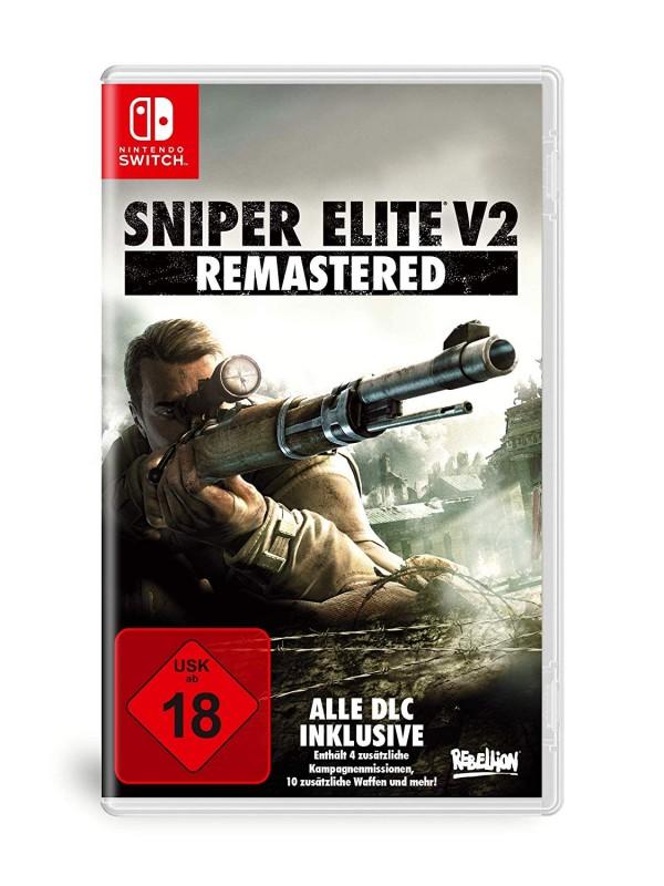 Sniper Elite V2 - Remastered ( Nintendo Switch )