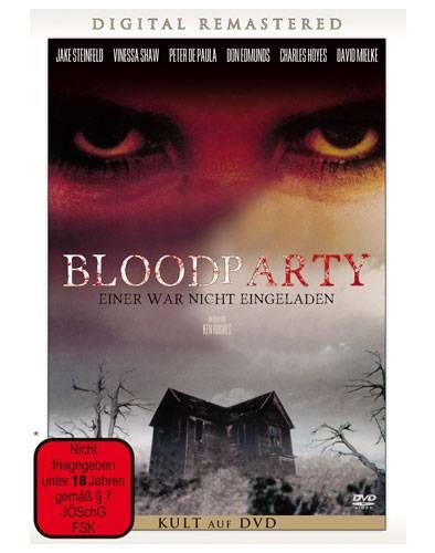 Bloodparty  (501456945, DVD Horror Konvo91)