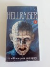 Hellraiser (Clive Barker) UK-Import Cinema Club Video TOP !