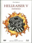 HELLRAISER V - Mediabook in Glanzschutzhülle