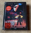 Blu-ray/DVD * STAR FORCE SOLDIER (1998) * Mediabook