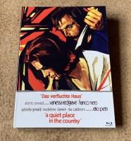 Blu-ray * DAS VERFLUCHTE HAUS (1969) * Mediabook