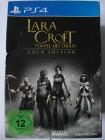 Lara Croft und der Tempel des Osiris - Gold Edition + Statue