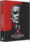 HELLRAISER 1-3 Trilogy (Blu-Ray) (5Discs) - Collectors Editi