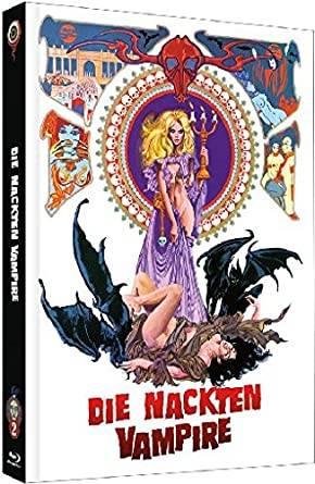 *NACKTEN VAMPIRE, DIE Mediabook Cover A *