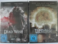 Dead West + Tornado Warning - Aliens, Vampire Sammlung Paket