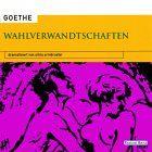 Wahlverwandtschaften, 1 Audio-CD Audio-CD Sehr Gut