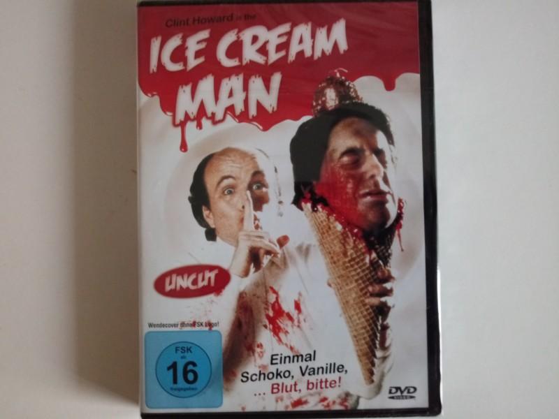 DVD Paket 57xIce Cream Man