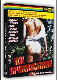 ICH SPUCK AUF DEIN GRAB (1978) Mediabook Cover A
