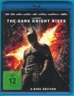 Batman - The Dark Knight Rises - 2-Disc Edition Blu-ray NEUW