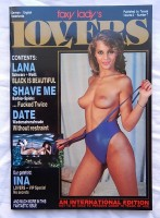 Foxy Ladys Lovers Vol.3/Nr.7 Lana Black Girl,Ina,Dominique
