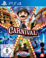 Carnival Games ( PS4 ) ( OVP )