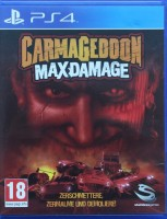 CarmaGeddon - Max Damage ( PS4 )