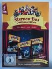 Augsburger Puppenkiste Sternen Box  2x Schlupp Roboter
