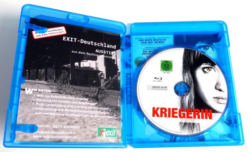 Kriegerin # FSK12 # Drama # authentisch # BluRay