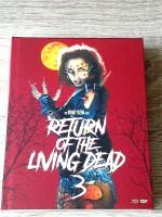 RETURN OF THE LIVING DEAD 3(KLASSIKER)LIM.MEDIABOOK UNRATED