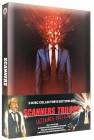 Scanners TRILOGY WATTIERTES 3 Disc Blu Ray MEDIABOOK ovp