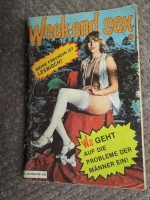 Weekend Sex Nr.9 - 10.Jahrg. 1979************************
