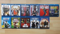 Top Blu-Ray Sammlung Action Humor !!!!!