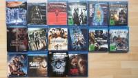Top Blu-Ray Sammlung Science Fiction !!!!!