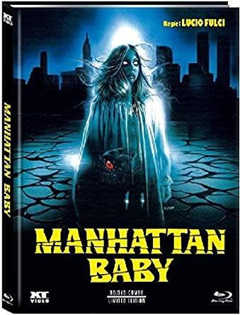 Manhattan Baby XT Blu Ray & DVD Mediabook lim.num.333 ovp