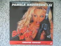Barb Wire LD Laserdisc Pamela Anderson engl. unrated Version