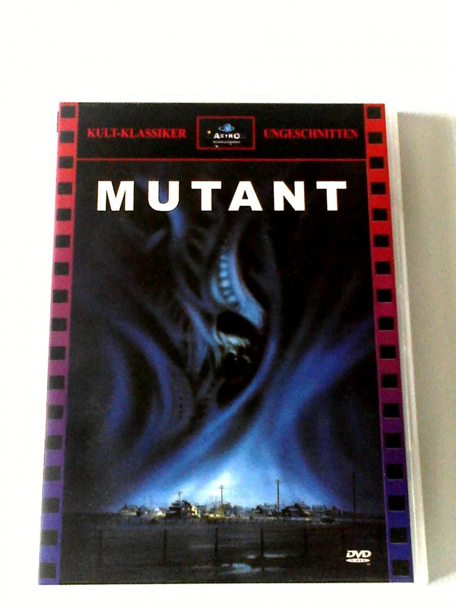 MUTANT(MUTANT II,VON 1984)ASTRO DVD UNCUT
