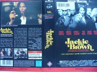 Jackie Brown ... Samuel L. Jackson, Pam Grier ...  VHS