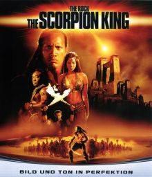 Scorpion King, The (2002) Blu Ray ovp