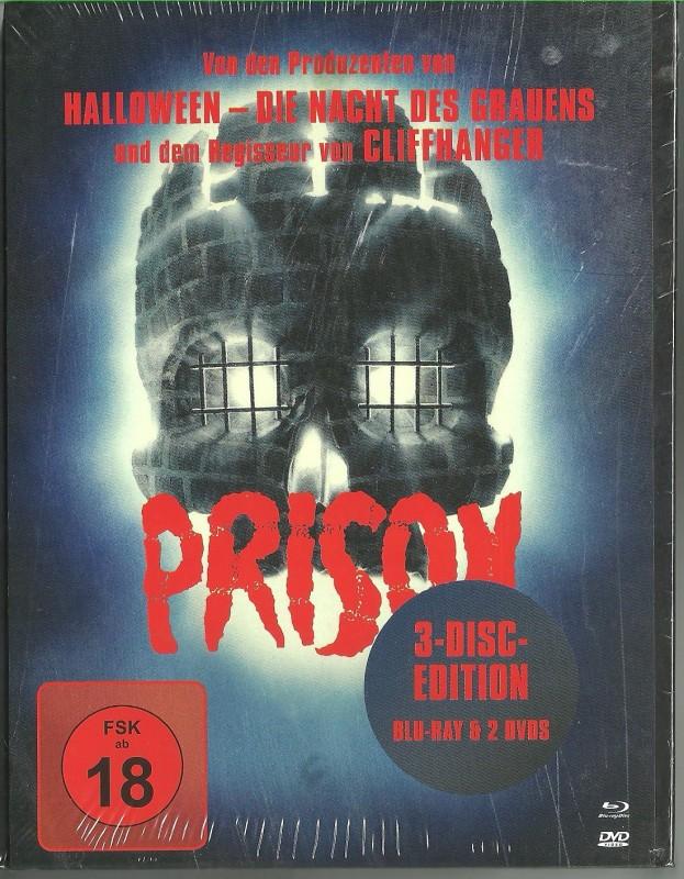 PRISON - Mediabook  OVP