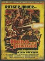 HOBO WITH A SHOTGUN - Mediabook in Glanzschutzhülle