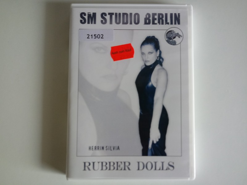 Rubber Dolls Herrin Silvia SM Studio Berlin