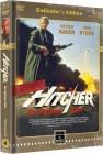 Hitcher - Mediabook Cover Retro (Blu Ray+DVD) NEU/OVP