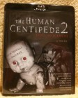 The human Centipede 2 Blu-ray