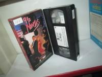 VHS - 9 1/2 Ninjas - Pappe - NTSC