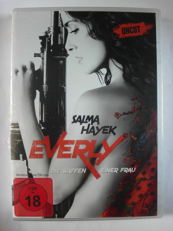 Everly - Die Waffen einer Frau - Gangster Action Salma Hayek