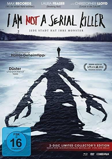 I am not a serial Killer - Uncut (Mediabook) NEU ab 1€