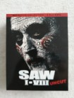Saw I-VIII 1-8 definitive Collection Uncut