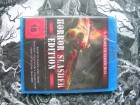 HORROR SLASHER EDITION BLU-RAY NEU OVP