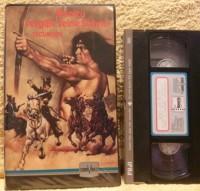 Tecumseh Manitu vergißt seine Söhne VHS selten!