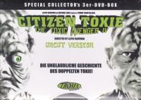 Citizen Toxie: The Toxic Avenger IV 3er-DVD BOX NEU OVP RAR