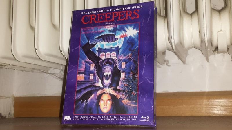 Phenomena Creepers - XT BD Kultbox Hartbox - NEU/OVP